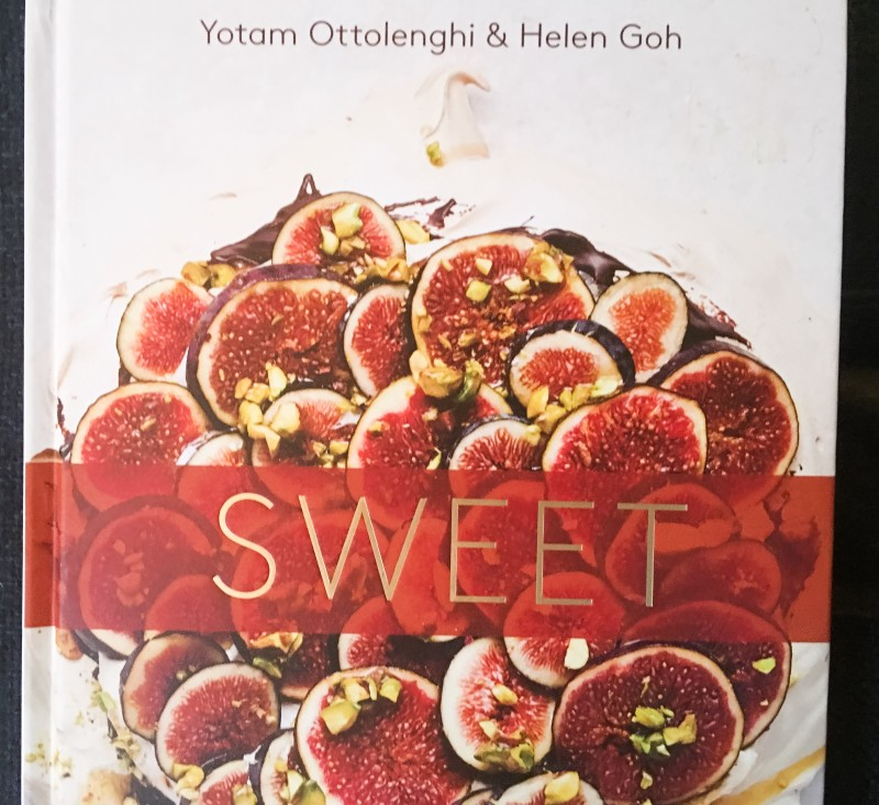 sweet cookbook