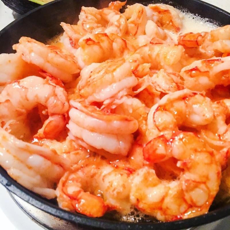 rockaway beach weekend with jumbo shrimp