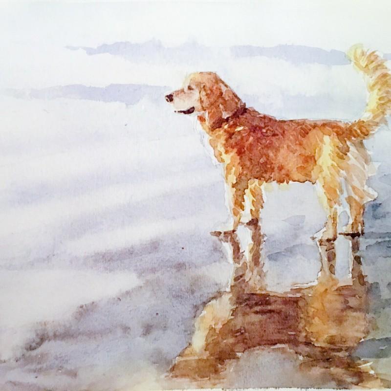 bailey painting by jason baskin