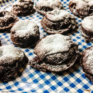 chocolate buttermilk donuts