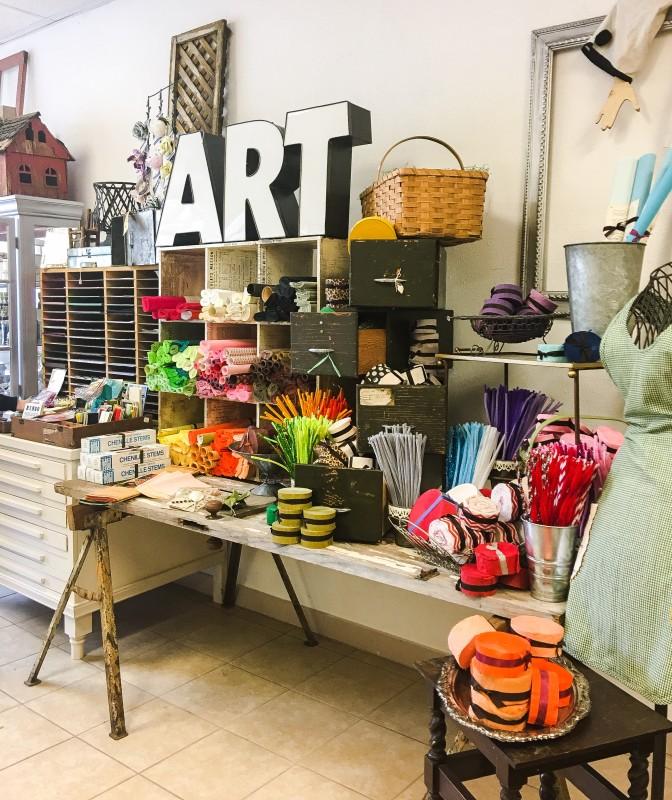 K.Marie Art Store, Milwaukee