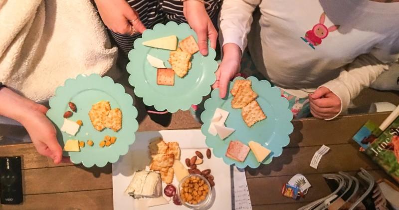 Cheese Plates, Portland