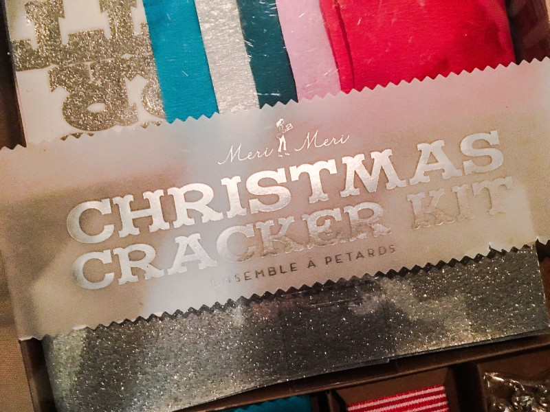 Christmas Cracker Kit Crafty Girls Weekend