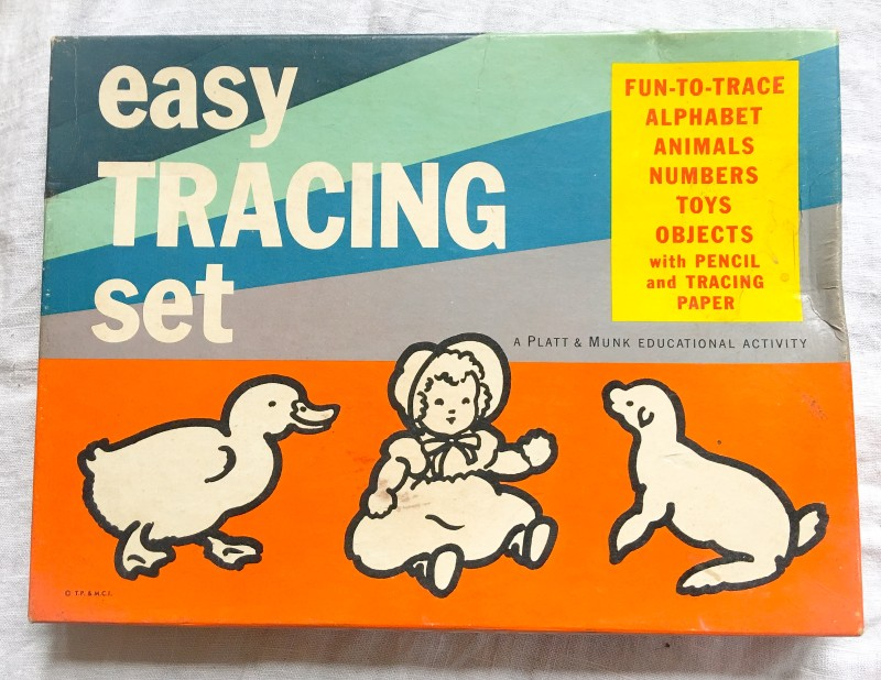 Portland Goodwill bins outlet tracing set