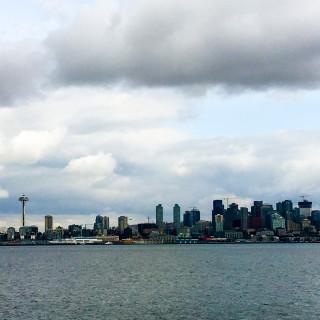 Alki Beach Seattle Views
