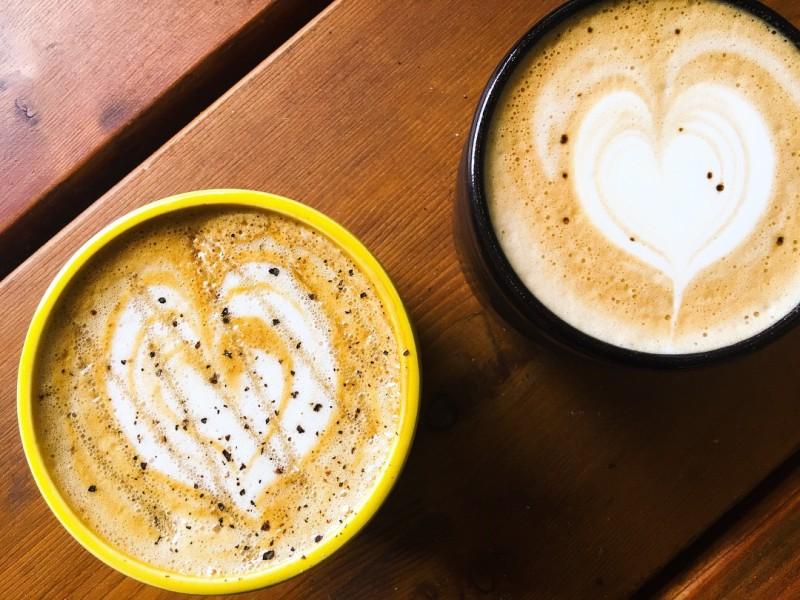 Never Lab Coffee Portland