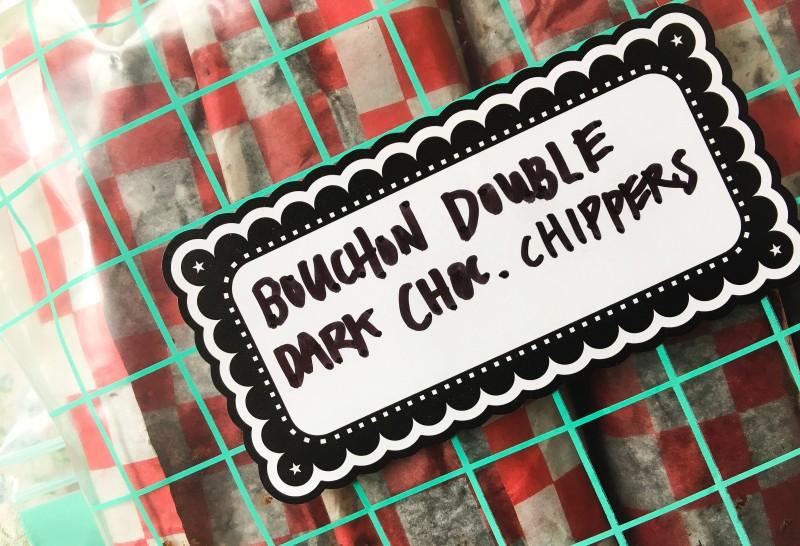 Bouchon Bakery Double Dark Chocolate Cookies