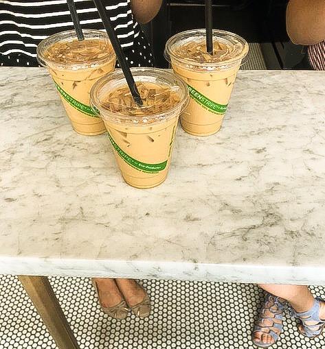 PDX Portland Coffee Barista