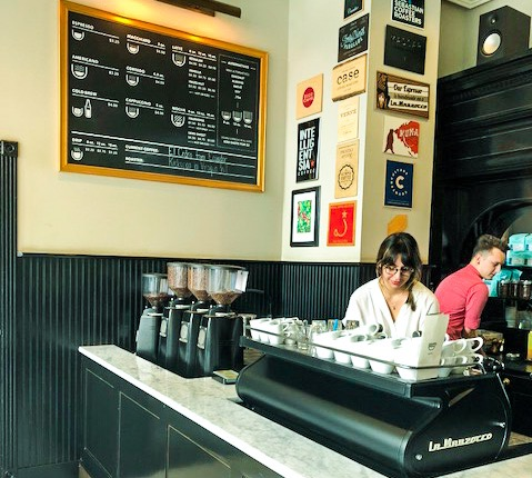 Barista PDX Portland Coffee