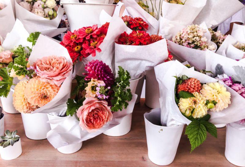 Flowers Best of Portland Girls Weekend