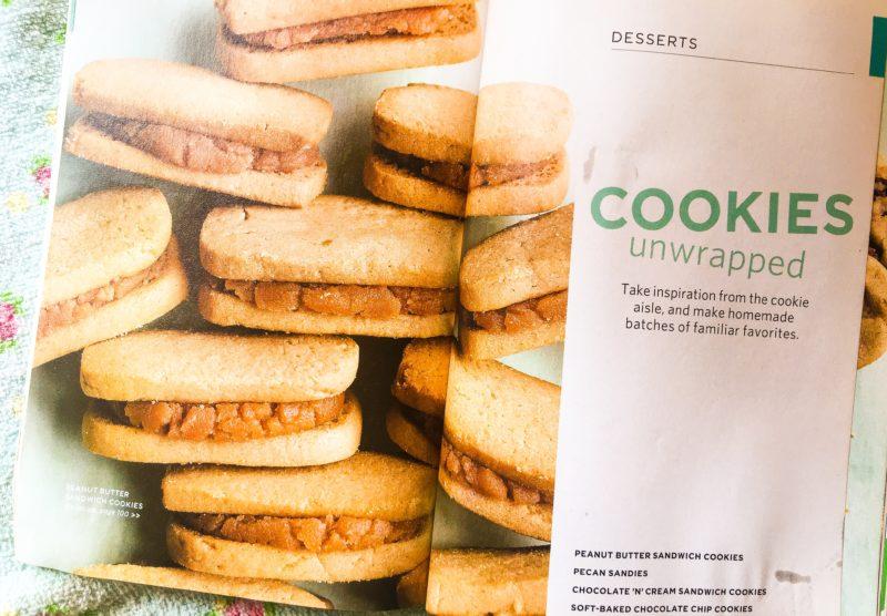 homemade nutter butters peanut butter sandwich cookies