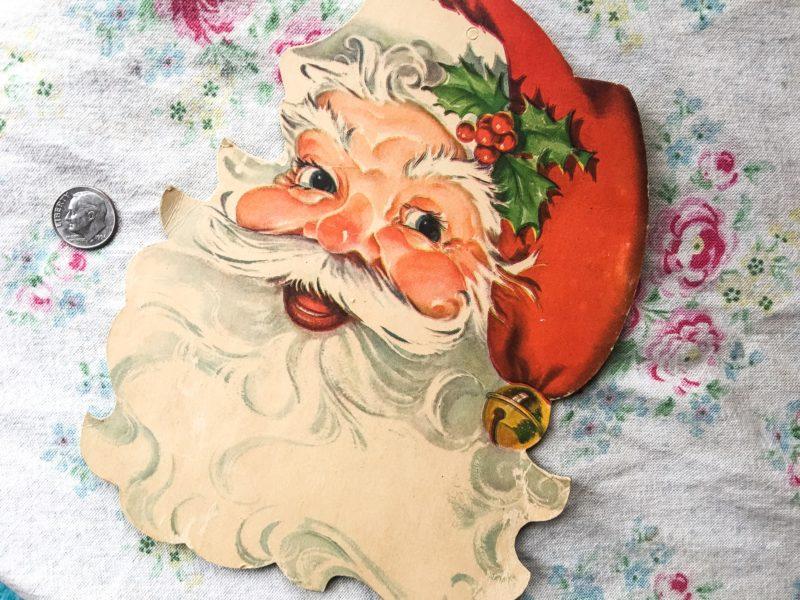 Vintage Goodwill Bins Outlet Portland Santa Holiday