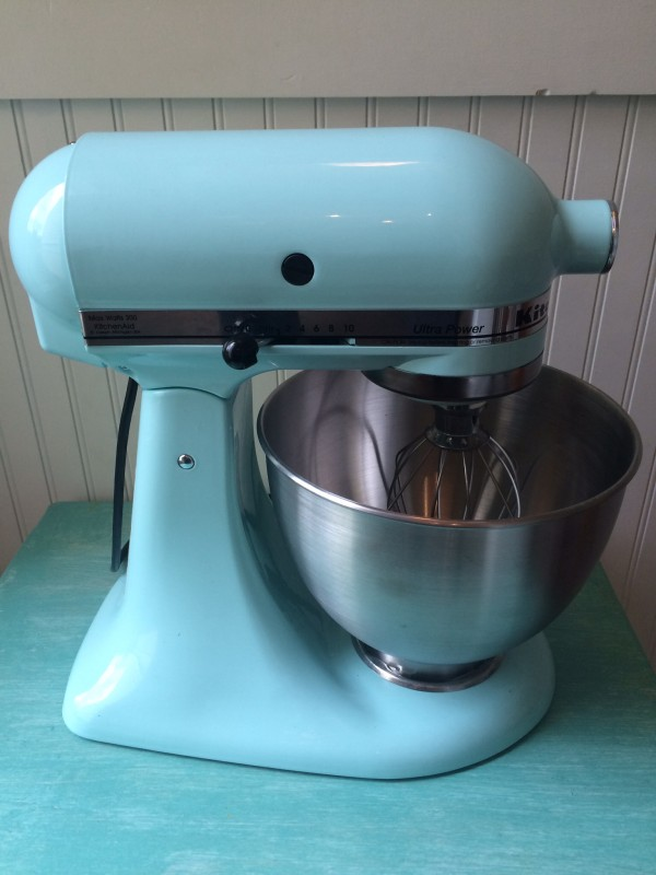 Kitchenaid Mixer, Robin's Egg Blue