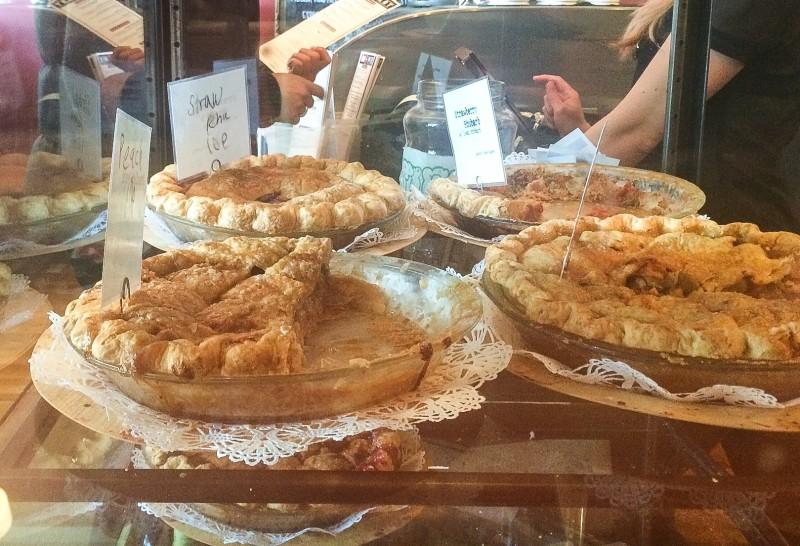 Random Order Pie Bar, Portland