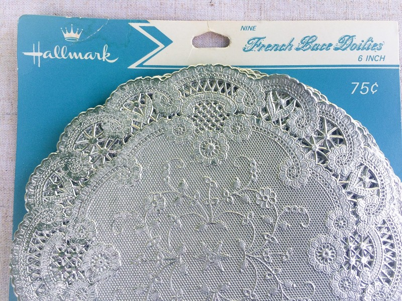 Vintage Lace Doilies from Portland Goodwill Bins