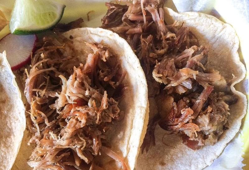 Carnitas Tacos, Porque No, Portland