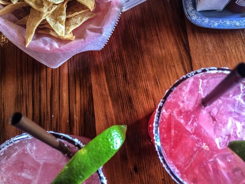 Drinks at Porque No, Portland