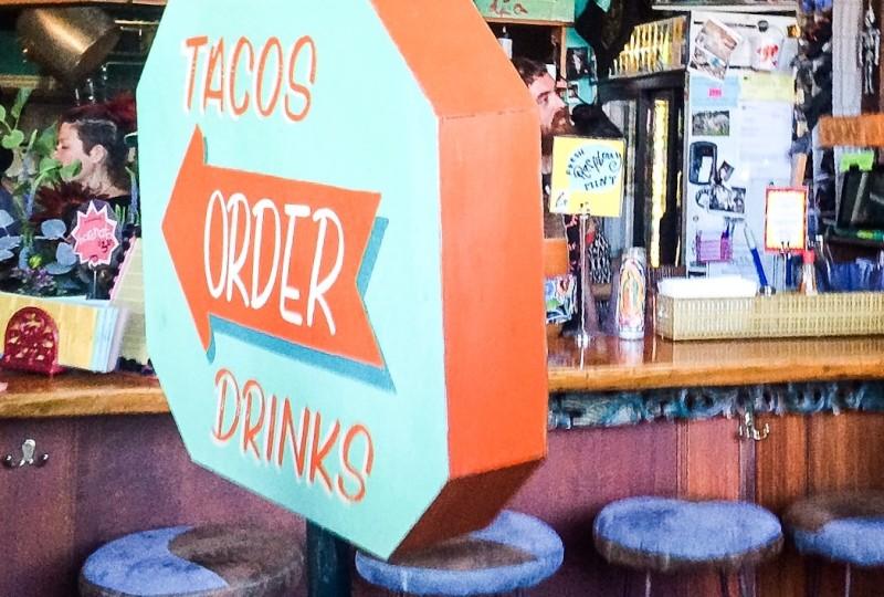 Order Tacos at Porque No, Portland