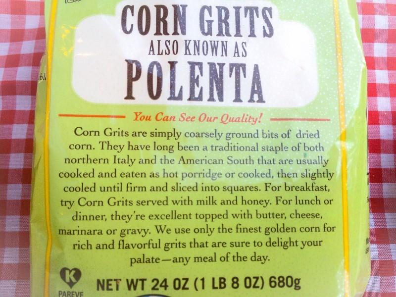 Bob's Red Mill Corn Grits/Polenta