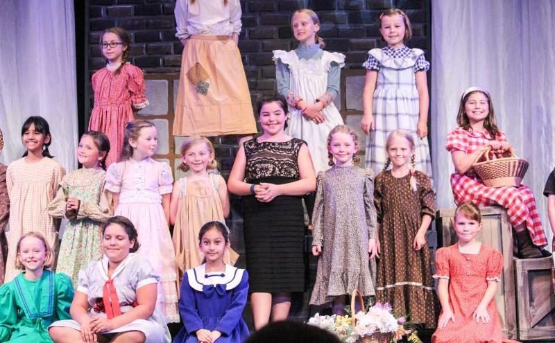 NWCT Annie Performance
