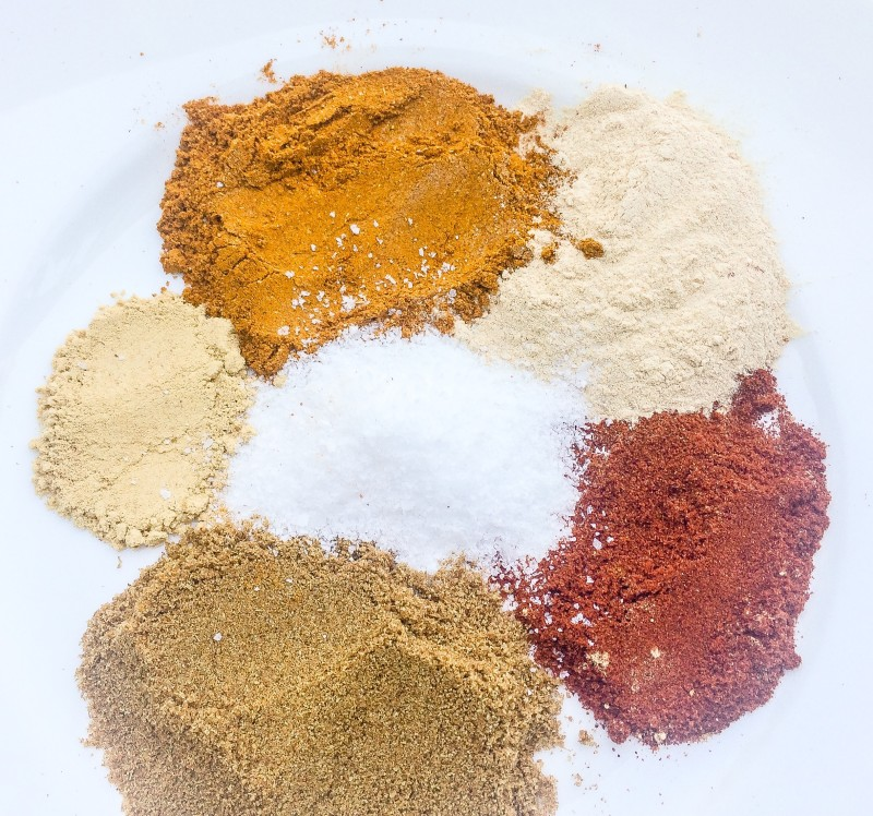 Spice Blend for Best Fried Chicken