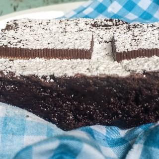 Best Dark Chocolate Bittersweet Brownies