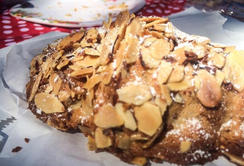 Almond Croissant, Bake Shop, Portland