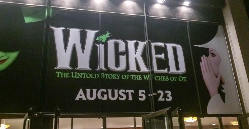 Wicked in Portland