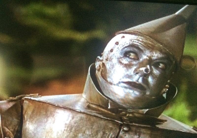 Tin Man, Wizard of Oz, Family Movie Night