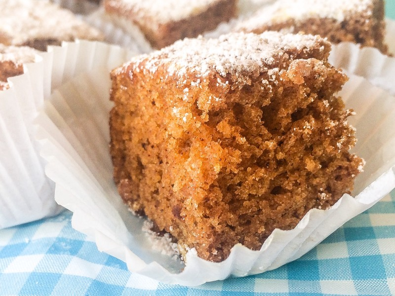 Spiced Pumpkin Bread Cake