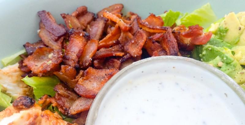 Bacon For Cobb Salad