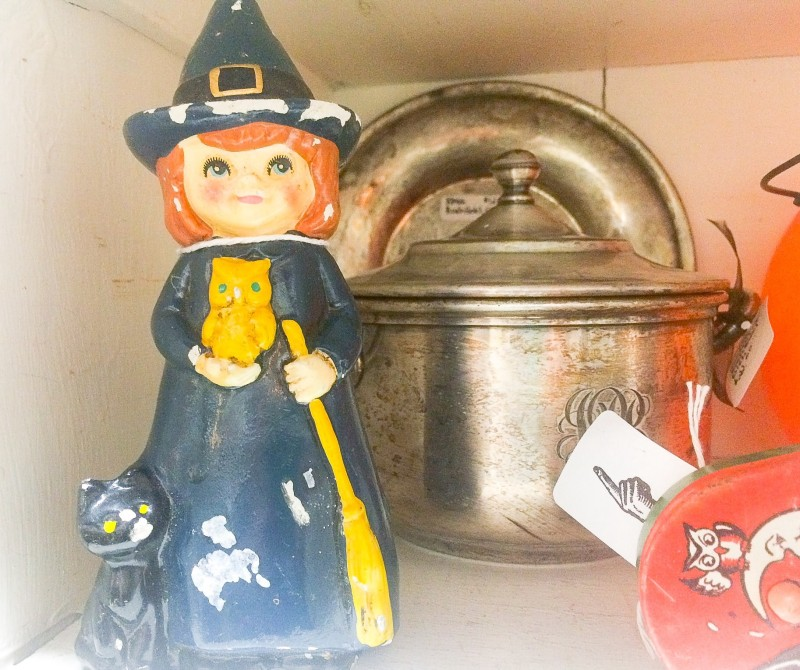 Vintage Halloween at Monticello Antiques