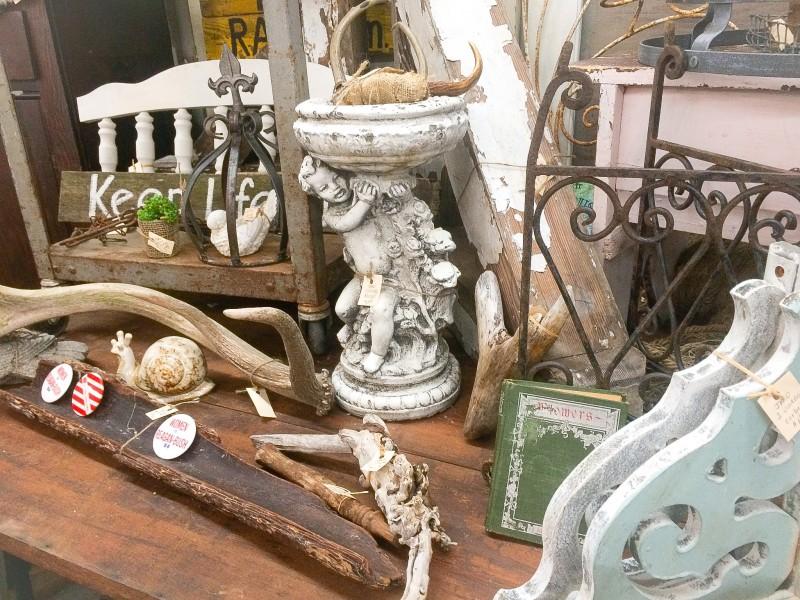 Monticello Antiques, Vintage, Garden and European Housewares