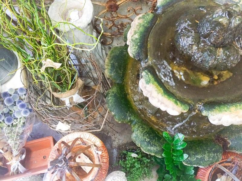 Vintage Garden and Housewares at Monticello Antique Market