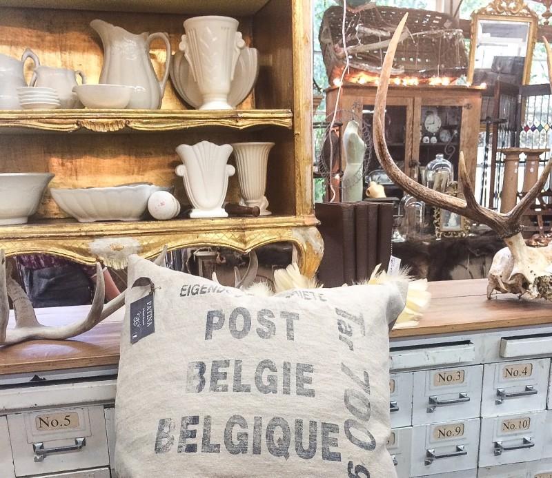 Vintage Antiques at Monticello Antiques