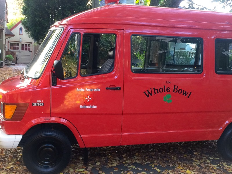 Whole Bowl Truck, Portland