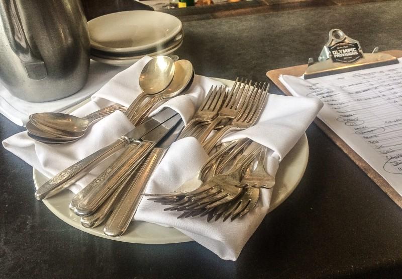 Olympia Provisions, Restaurant Portland