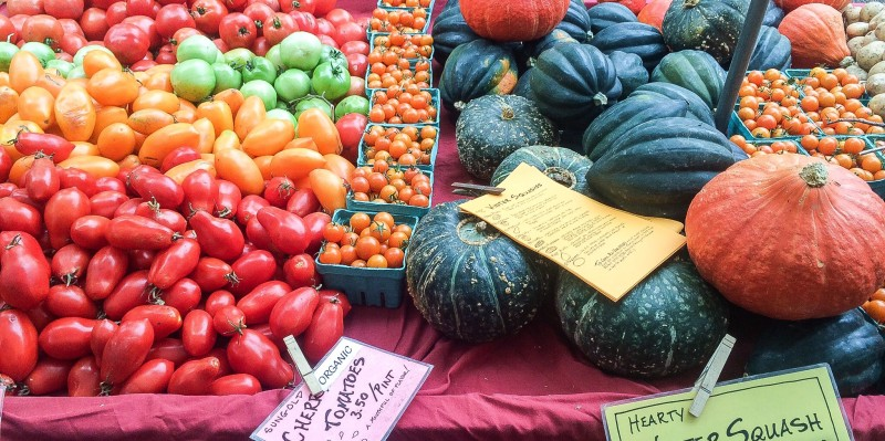 PSU Farmers Market, Portland