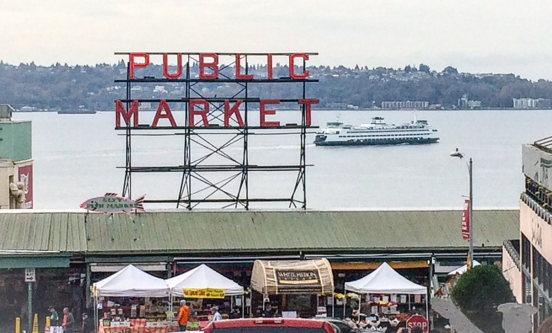 Seattle's Pike Public Market