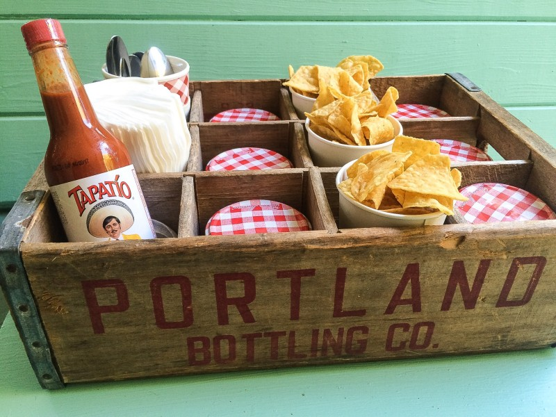 Soup Party with Bottle Carrier, Portland
