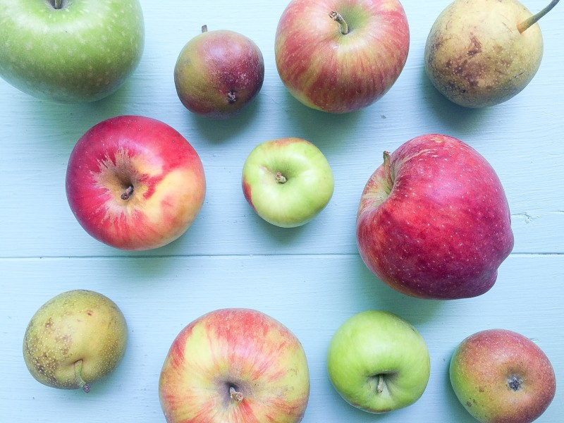 Hood RIver Apples and Pears