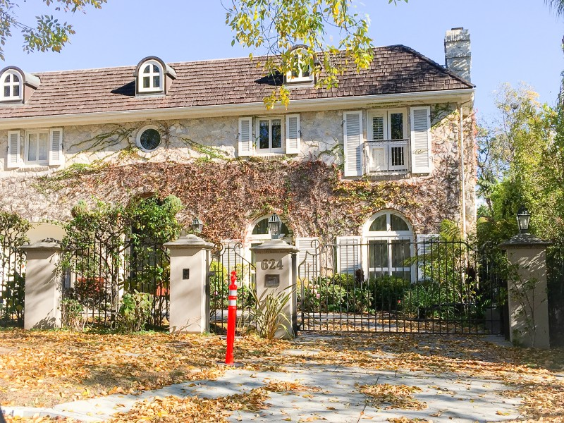 Los Angeles, Beverly Hills, Home Tour