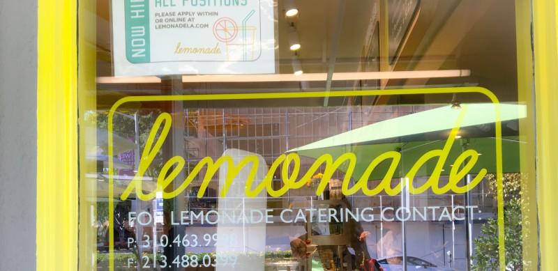 Lemonade, Beverly Hills, LA