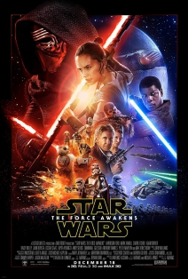 Star Wars Movie at the Roseway Theater