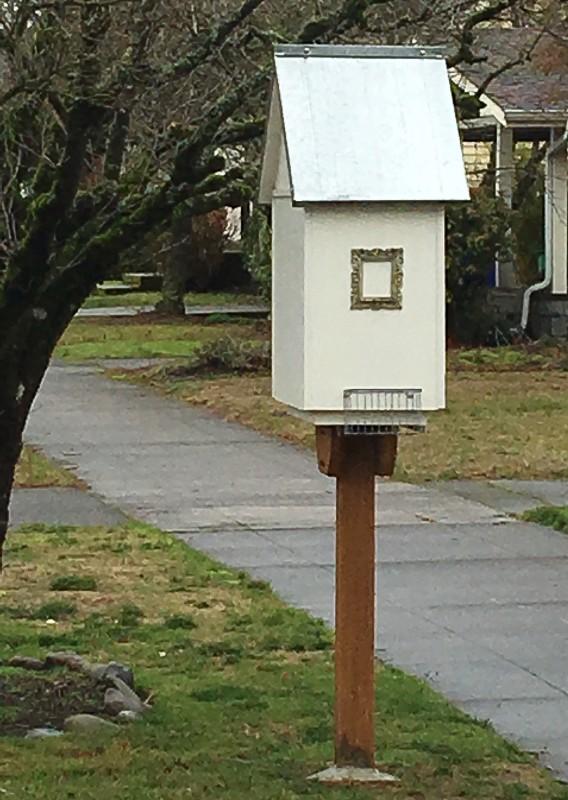 Free Little Library in Portland