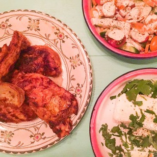 Chicken Shawarma from New York Times