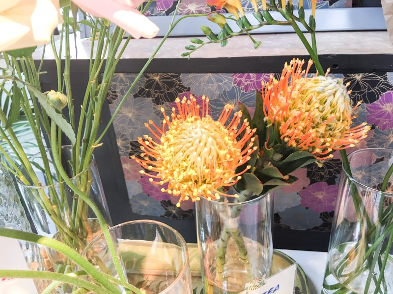 Flowers at Providore Fine Foods, Portland