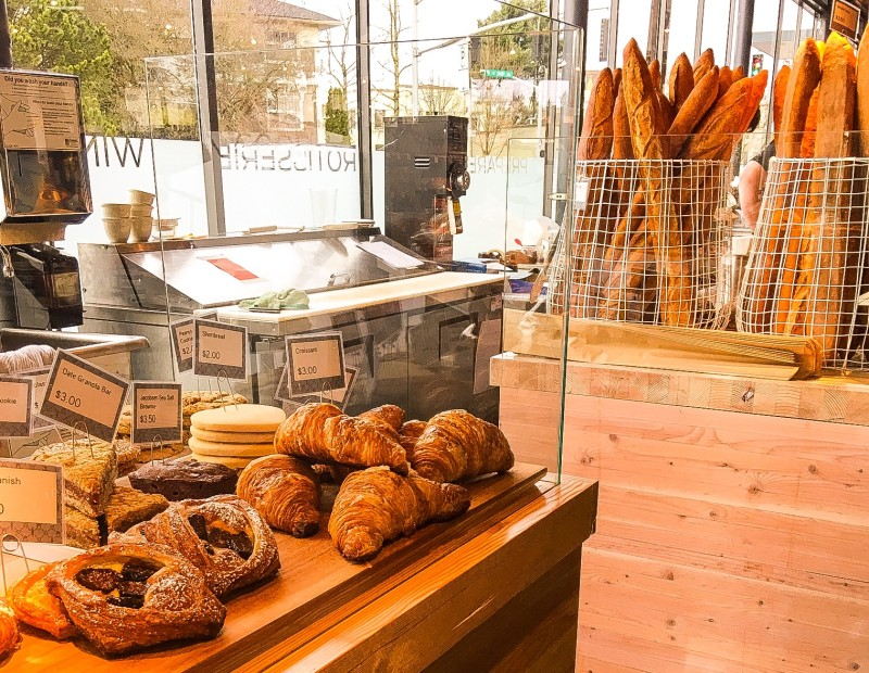 Little T Bakery at Providore Fine Foods, Portland