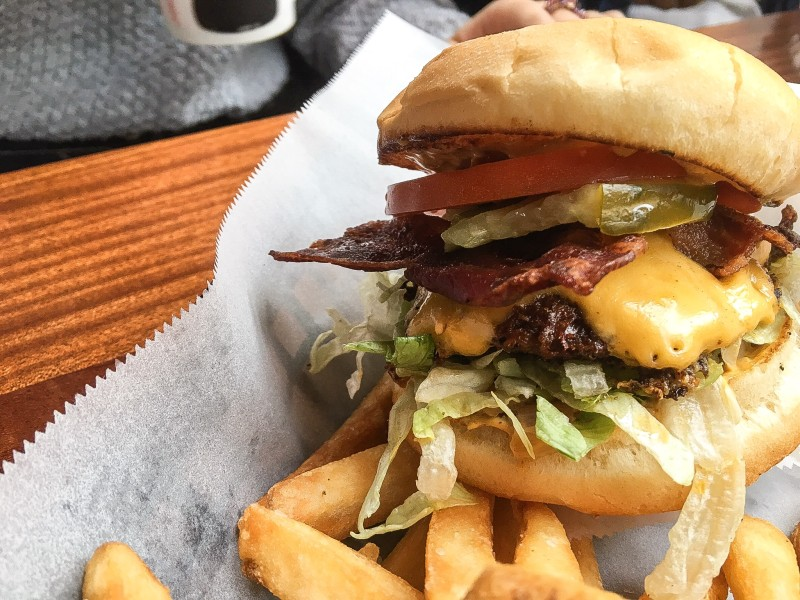 Best of Portland Burgers, Killer Burger