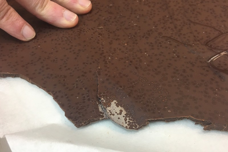 Untempered Chocolate, Chocolate Maker's Studio